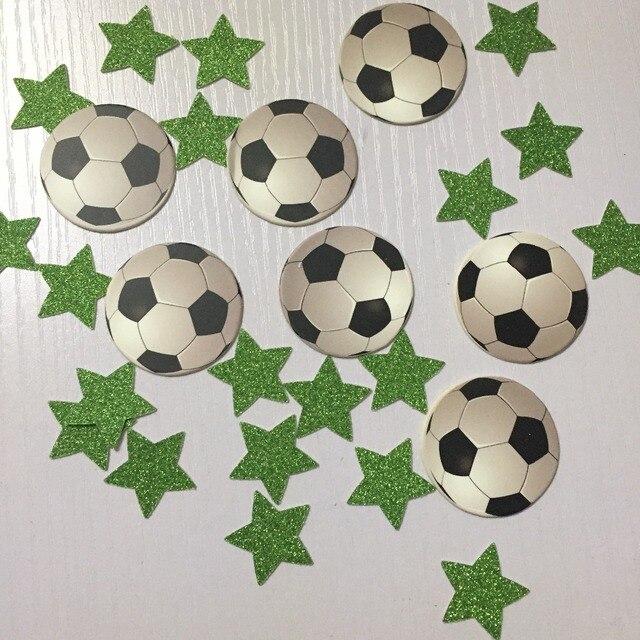 Jungen Fussball Sport Geburtstag Party Tischdekoration Fussball