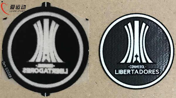 2018 copa libertadores de américa futebol parche 2018 conmebol libertadores emblemas sem patrocinador logotipo