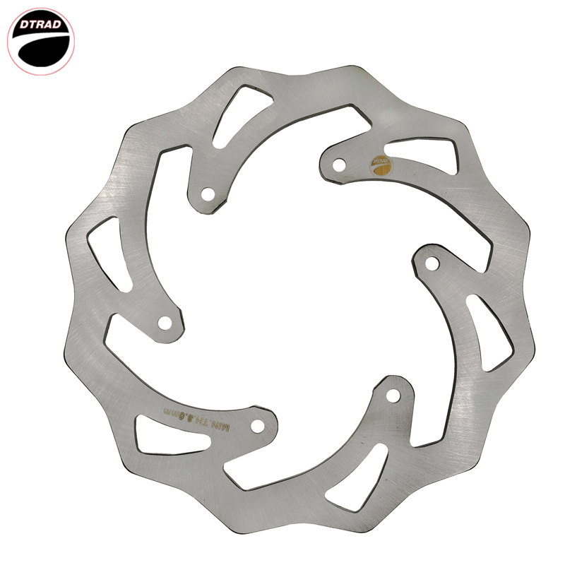 Brake Disc Rotor Rear For GAS GAS EC 125 200 250 300 400 450 FSE 400 FSR 450 HOBBY MC 125 250 300 400 450 PAMPERA 400 in Brake Disks from Automobiles Motorcycles