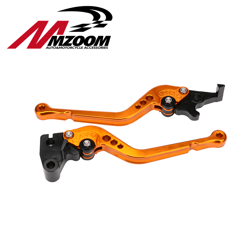For 2013-2014 Kawasaki Ninja 300R 300 EX300 250 250R EX250 Adjustable CNC Motorcycle Long Brake Clutch Levers 08 09
