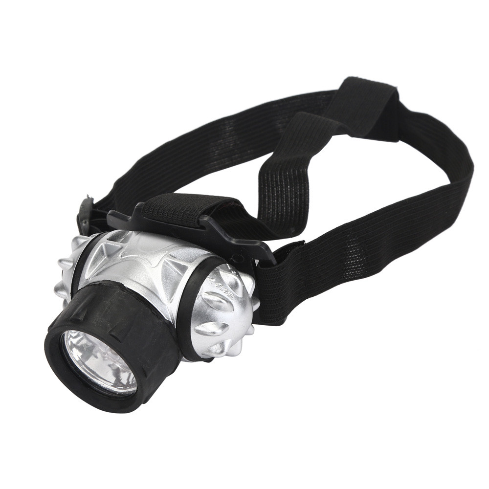 7LED Headlamp Headlight Flashlight Head Light Lamp Torch