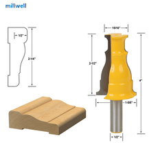 fonchetol 1PCS-12.7mm SHANK CNC woodworking router bit solid carbide end mill Door  sc 1 st  AliExpress.com & Buy door sleeves and get free shipping on AliExpress.com