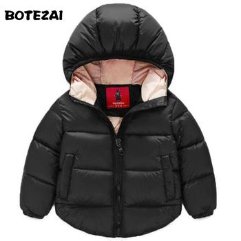 Nowe dzieci Toddler Boys kurtka płaszcz amp Kurtki dla dzieci kurtki odzież casual Baby Boy ubrania jesień zima Wiatrówka tanie i dobre opinie Odzież wierzchnia i Płaszcze Pełne Czesankowa Hooded Unisex Pasuje do rozmiaru Weź swój normalny rozmiar Regularne
