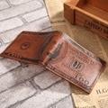 Fashion Sale Dollar Price Pattern Designer Men's Leather Wallets Male Men Credit Card Holder Purses Wallet Carteira Feminina