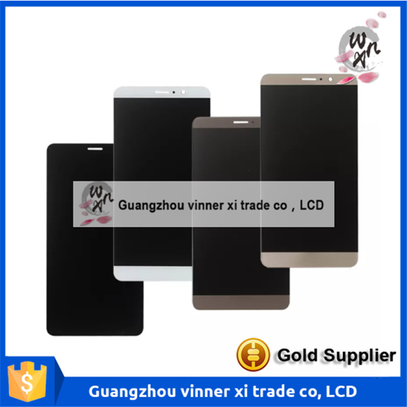 100% probado Para Huawei Mate 9 LCD Display + Touch Screen Asamblea Reemplazo Pa