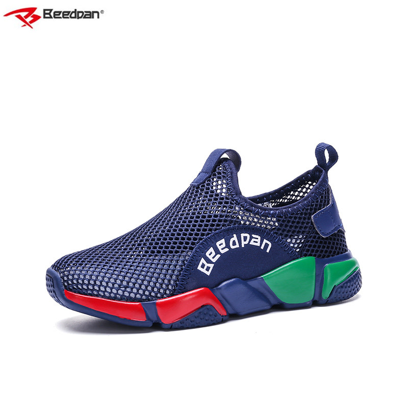 Bedpan Brand 2018 Casual Shoes Breathable Kids Summer Shoes Children Shoes Boys Air Mesh Sneakers Fashion Boy Loafers Shoes mvp boy brand 2018 new summer mesh air mesh men breathable loafers black shoes spring lightweight fashion men casual shoes