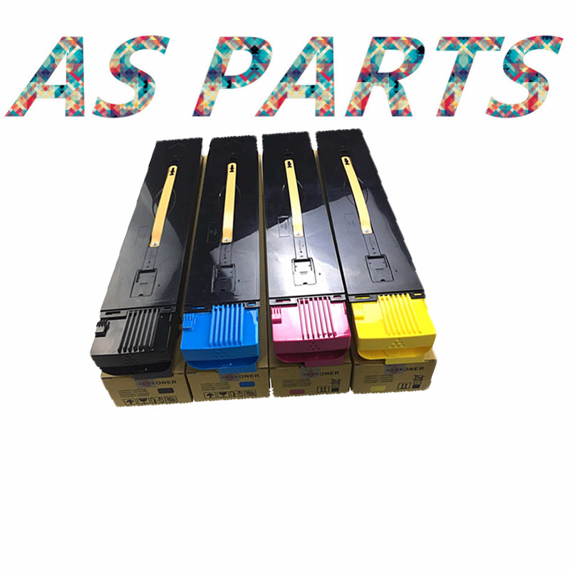 4pcs set laser toner cartridge For Xerox phaser 240 560 700i 700 C75 c70 dc250 J75