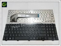 5pc Lot Russian Keyboard For HP ProBook 4540s 4540 Series RU Black Laptop Keyboard