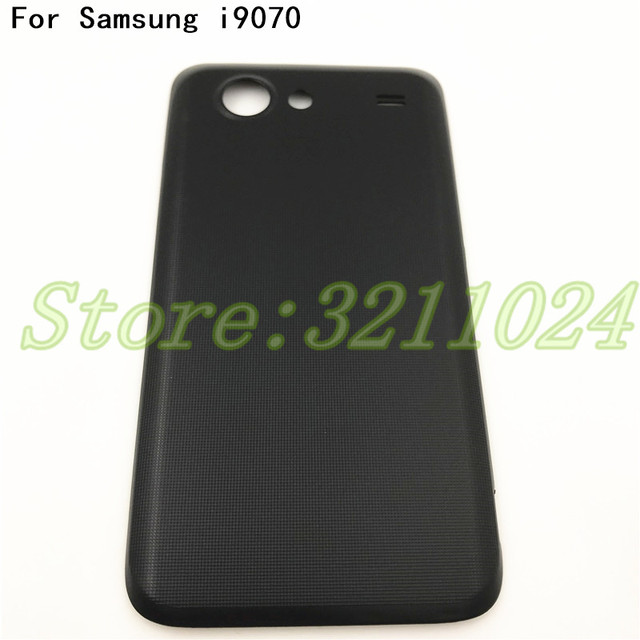 56713872f13 4.0'' For Samsung Galaxy S Advance GT-i9070 i9070 Housing Back Cover Rear  Battery Door Fundas Replacement Parts