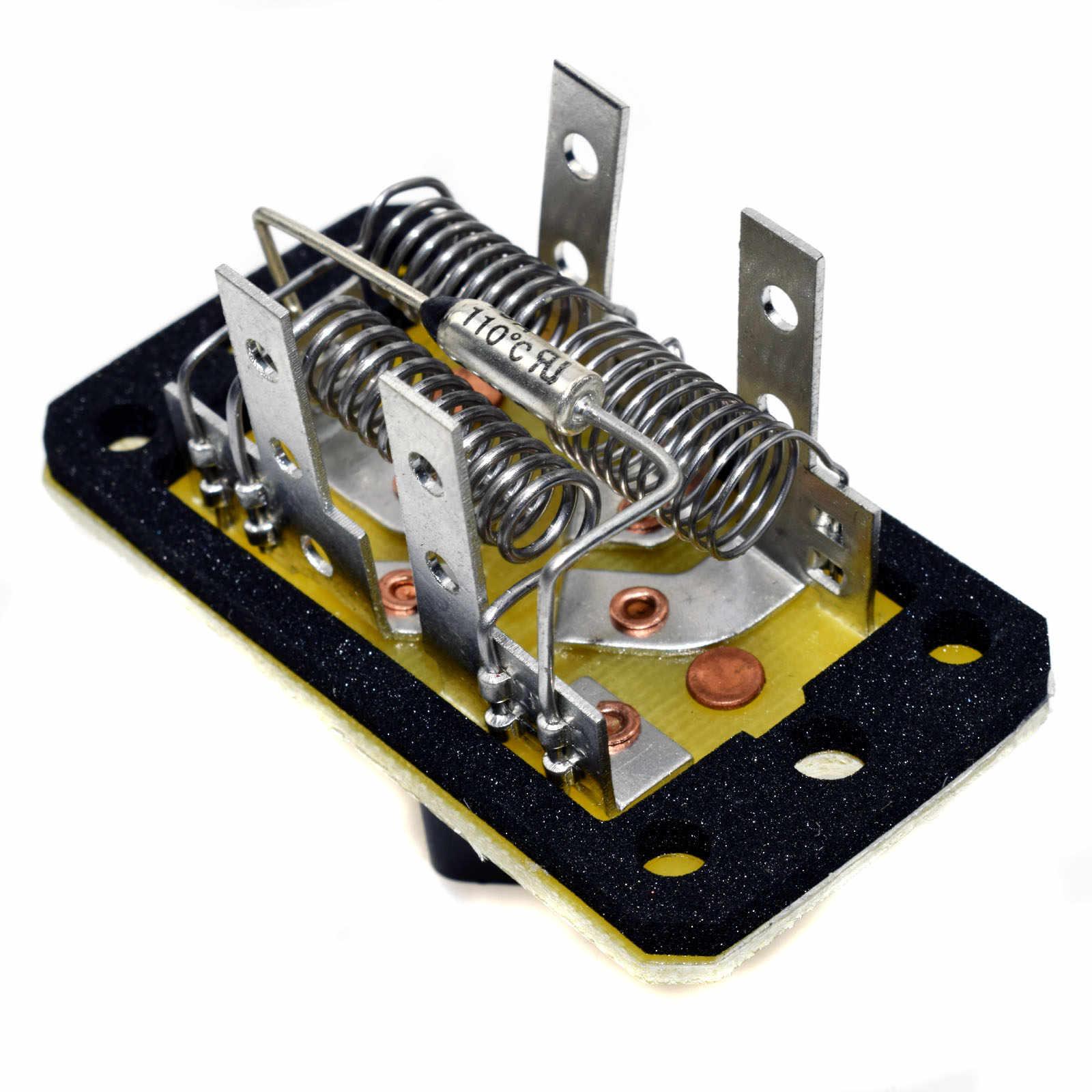Wolfigo Heater Blower Motor Resistor For Ford Expedition Escape F 150 F 250 Ranger Mazda B3000 Mercury 4l3z19a706aa F4zz19a706a