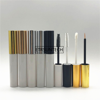 10ml Makup Tool Empty Mascara Tube Eyelash Cream Vial Liquid Bottle Container Cosmetic F1975