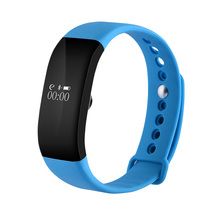 Bluetooth Фитнес смарт-браслет сердечного ритма SmartBand с Шагомер сна Мониторы Спорт браслет для IPhone Xiaomi Huawei Sony