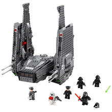 LEPIN 05006 Star Wars Starwars Minifigures Kylo Ren Command Shuttle Building Blocks Bricks Toys Compatible with legoeds 75104