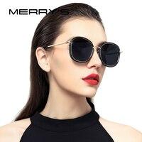 MERRYS DESIGN Women Polarized Sunglasses Fashion Sun Glasses Metal Temple 100% UV Protection S6108 Women's Sunglasses