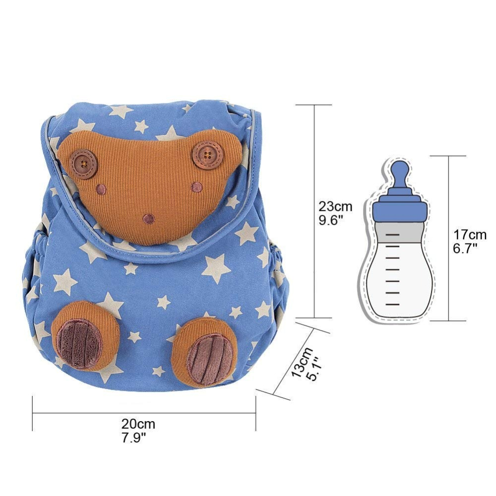 Labebe Baby Soft Stuffed Animal Backpack, Safe Kid Bag with Anti lose  Leash-in Plush Backpacks from Toys   Hobbies on Aliexpress.com   Alibaba  Group 96c644bd83