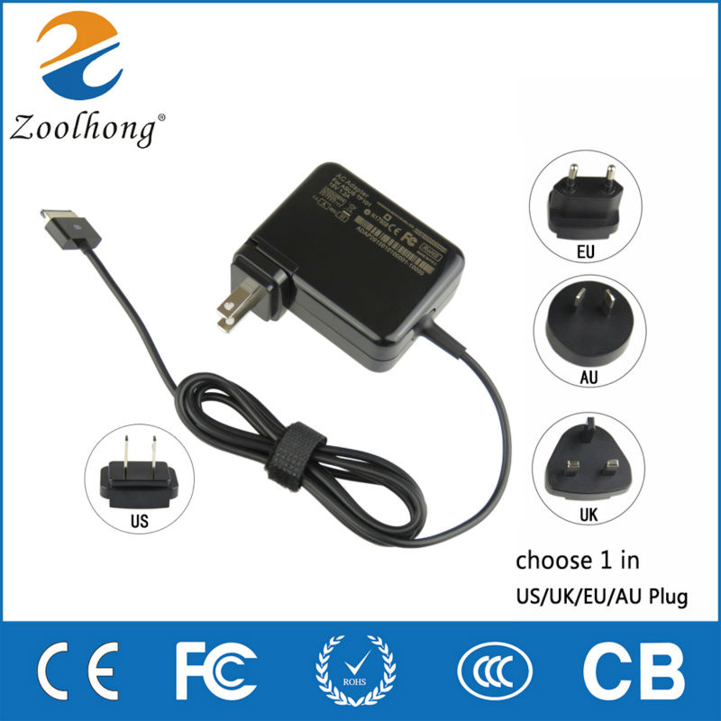 15V 1 2A EU AC Adapter For Asus Transformer Pad TF300T Tablet PC Power Charger Supply