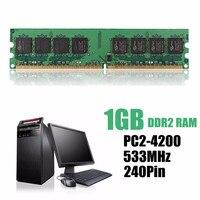 New Arrival 1GB DDR2 533 PC2 4200 Non ECC In Memory Compatible For Computer Desktop PC
