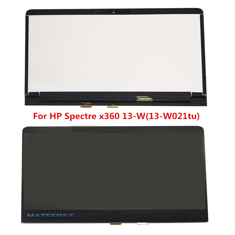 13.3 Laptop N133HCE-GP1 FHD IPS LCD with Touch Screen Digitizer Assembly For HP Spectre x360 13-W series 13-w021tu 13-w063nr
