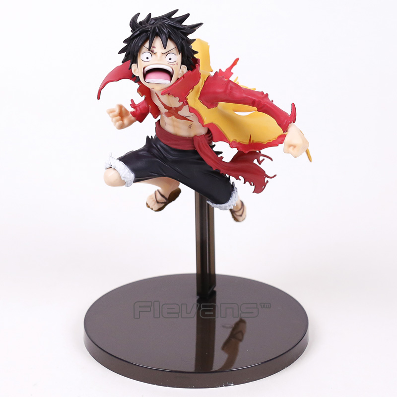 Anime One Piece Monkey D Luffy POP Limited Edition PVC Figure Collectible Model Toy 20cm