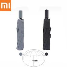 Original Xiaomi 90fun Sunny Rainy Aluminum Windproof Waterproof UV Man and woman Summer Winter все цены
