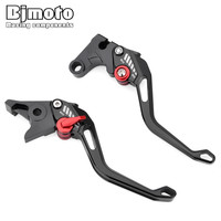 Bjmoto For Suzuki GSXR600 GSXR750 2011 2012 2013 2014 2015 2016 2017 GSXR1000 2009 2018 Motorcycle Racing CNC Clutch Brake Lever