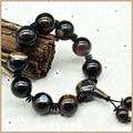 Yumten 2017 Ball Bracelet Men Women Natural Agate Stone Bracelet Party Bracelets For Women Trendy Crystal Fine Jewelry Bracelets