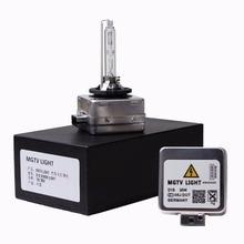 Mgtv свет подлинной исходной 12 В 35 Вт 2 шт. D1S/D1C замена лампы ксенона 4300 К 6000 К 8000 К 10000 К фар автомобиля лампа