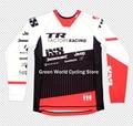 Hot Sale 2016 Brand New MTB DH MX BMX Motocross Motorcycle Mountain Bike moto Bicycle Long sleeve Jersey XS~3XL bike