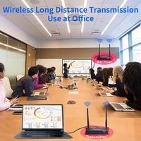 MiraBox 60m (196ft) Wireless HDMI Transmitter Receiver IR Remote Control HD 1080P 5.8GHZ Wifi AV Video HDMI Wireless Extender