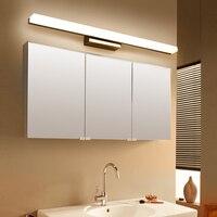 Simples e moderno led espelho do banheiro faróis sala de estar quarto corredor lâmpada parede cabeceira quente frente espelho luz mx6191347|Luminárias de parede|   -