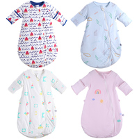 Winter Warm Baby Stroller Sleeping Bag Envelopes for Newborns Diaper Cocoon Cotton Soft Kids Pajamas Thick Children Sleepsacks