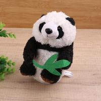 Panda Sound Doll Toy Recording Repeat Talking Language Dolls Electronic Stuffed Plush Toy Kid Educational Gift