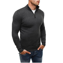 Men'S Pullover Sweaters 2019 New Fashion Brand Casual Sweater Turtleneck Slim Fit Knitting Mens Sweaters Men Pullover Men 3XL
