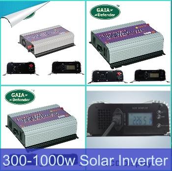 250-1000w solar inverter lcd
