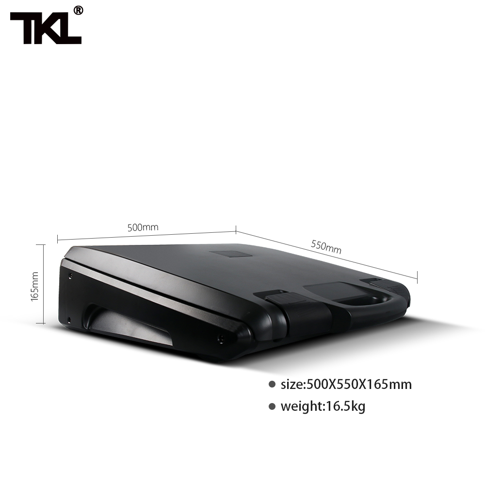TKL 14 Channels Digital Mixer Professional DJ Sound Mixer Audio Belt Effect Mechanical Pusher Preset Scene For Stage HIFI DJ - 6