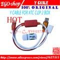 Mais novo Desbloqueio HD7 cabo kit de desbloqueio Para XTC clipe 2 (XTC Y CABO com usb)