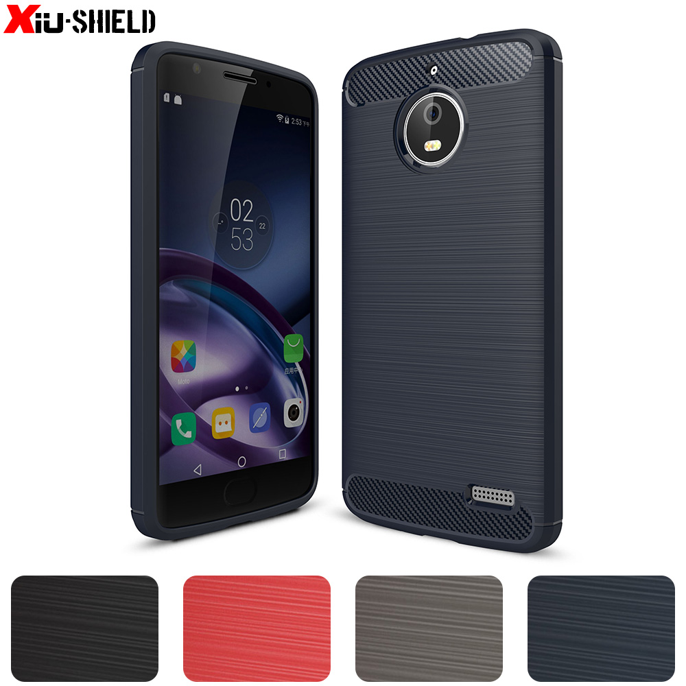 TPU <font><b>Case</b></font> for Motorola <font><b>Moto</b></font> <font><b>E4</b></font> XT1767 XT1766 Soft Silicone <font><b>Case</b></font> Phone Cover for <font><b>Moto</b></font> E 4 4th Gen 4 <font><b>XT1761</b></font> XT1762 XT1765 <font><b>Cases</b></font> image