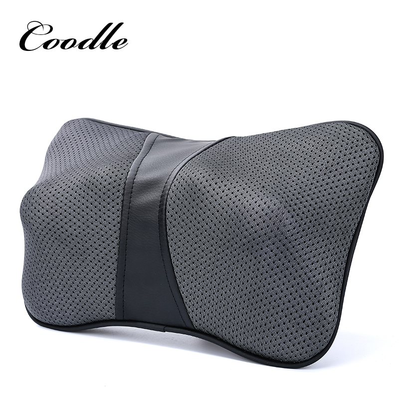 massage pillow for neck Car Home Cervical Shiatsu Massage Neck Back Waist Body Electric Multifunctional Massage Pillow Cushion forsining tourbillon designer month day date display men watch luxury brand automatic men big face watches gold watch men clock
