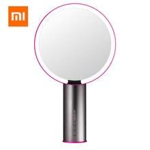 Xiaomi AMIRO Smart Sensor Makeup Mirror 8 Inch LED Rechargeable HD Makeup Mirror Brightness Cosmetics Mirror From Xiaomi Youpin