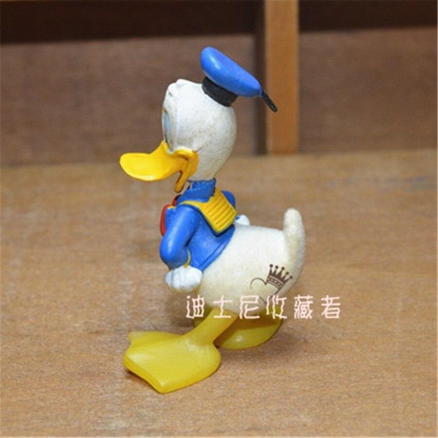 24pcs/lot 4cm Original Donald duck Action Figure Collectible Toy ...