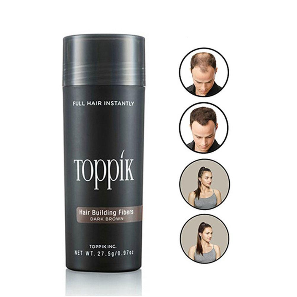 27.5g Salon Beauty Makeup Fiber Hair Building Fibers Styling Powder Hair Loss Co
