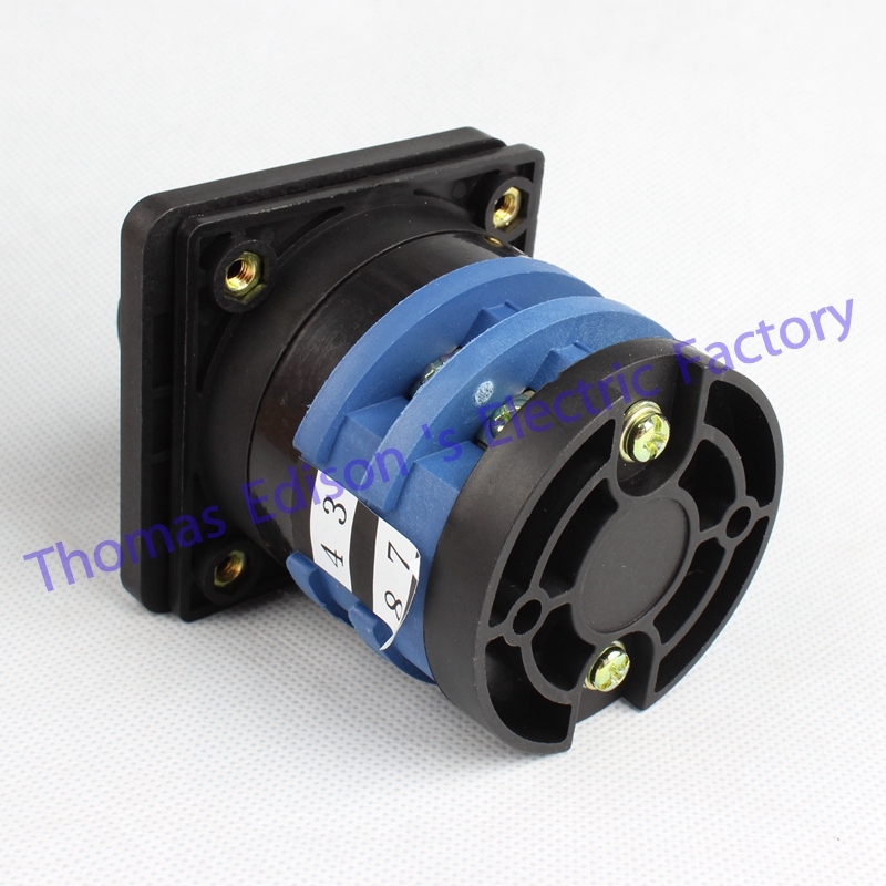 DMWD changeover switch  kdhc-25/2 380v 25a 2 knots  Welding machine switch changeover switch lw6 1 a028 10a 380v universal changeover combination switch one knots lw6