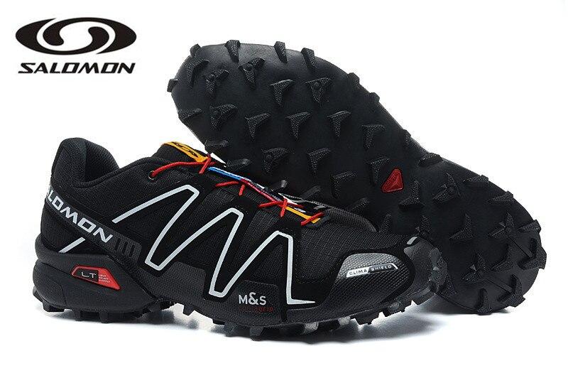 Salomon SPEEDCROSS 3,5 открытый Для мужчин треккинговые ботинки Flywire Athletic Sport Скорость Крест 3 Мужской Пеший Туризм обувь камуфляж кроссовки