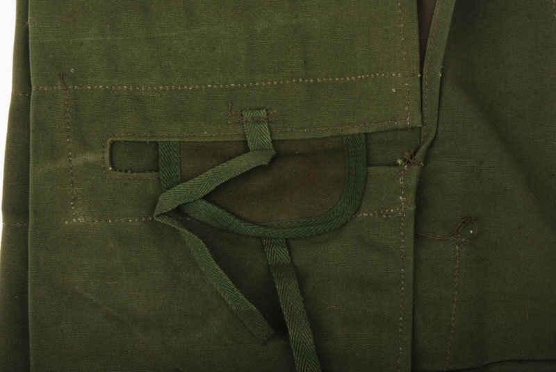MILITARY SURPLUS VIETNAM WAR CHINESE PLA 56 TYPE CANVAS GUN CASE BAG POUCH  - World military Store