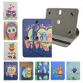 360 Rotating PU Leather For Prestigio MultiPad Wize 3017 Protective skin Case Stand Cover Q88 Universal 7 inch tablet case +flim