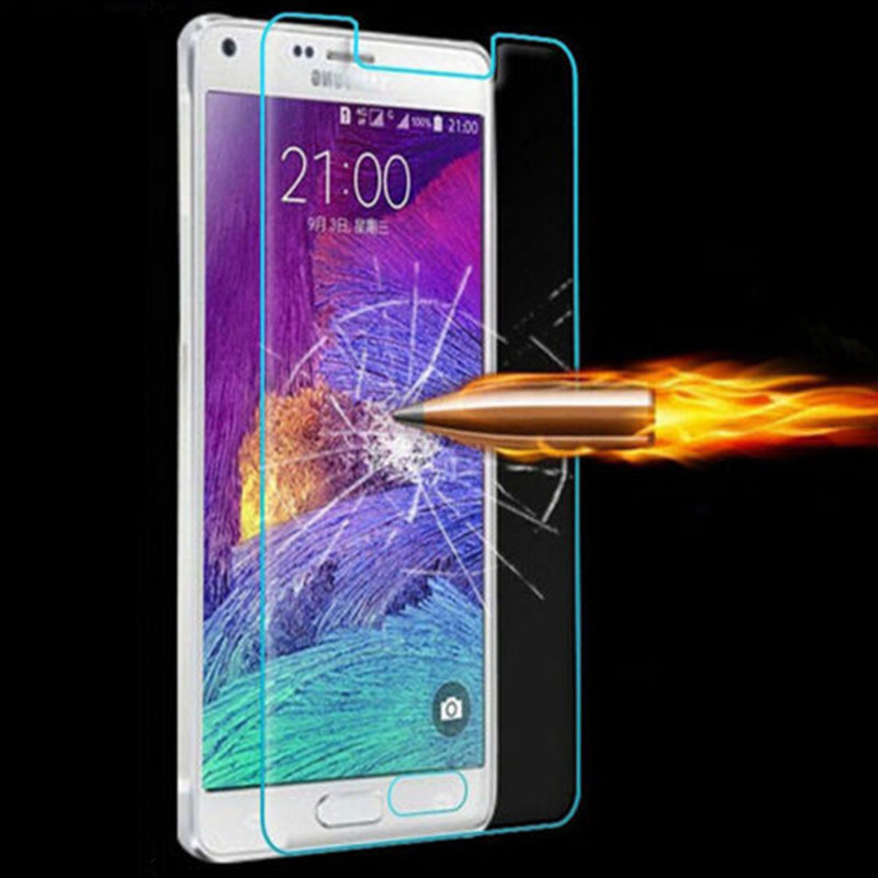 2.5D Tempered Glass Screen Protector For Samsung Galaxy A3 A5 A7 J3 J5 J7  Prime S3 S4 S5 S6 S7 S8 MINI Protective Film