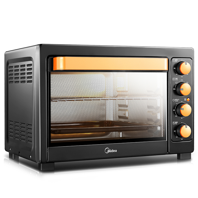 38L Household Baking Oven Multifunction Electric Oven With