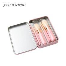 Violet Professional Makeup Brush Set