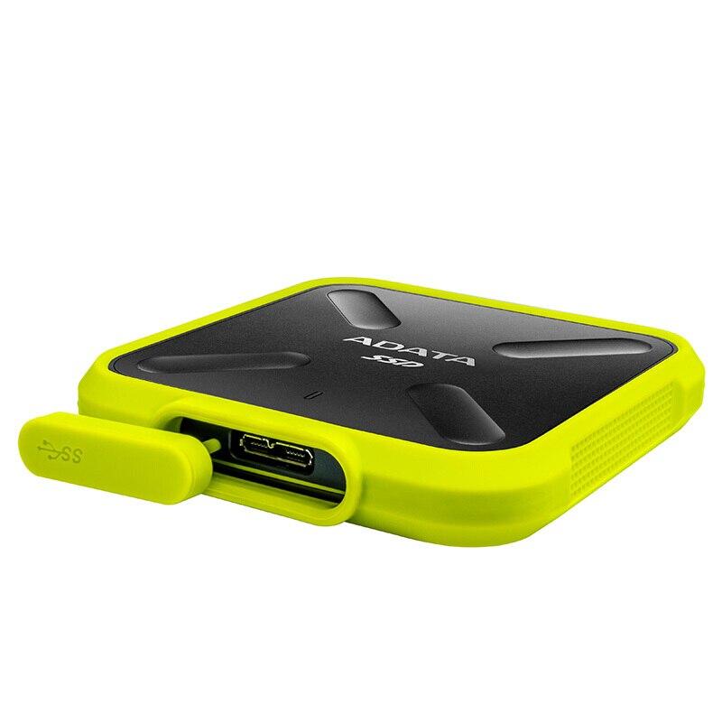 ADATA SD700 250G 512G disque dur HD Mini externe SSD 1T Portable à semi-conducteurs USB 3.1 Disco extno tablette livraison gratuite - 4