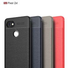 For Google Pixel 2 XL Case Luxury Carbon Fiber Soft Silicone Shockproof Phone Case For Google Pixel 2 XL Back Cover Pixel2 XL continental contipremiumcontact 2 205 60r16 96h xl contiseal